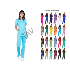 Uniforme Tipo Cherokee Médicos Odontologico Enfermera Oferta 4477d52c90390