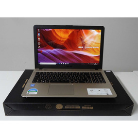 Notebook Asus Vivobook Max Z541na Cel 4gb 500gb + Alphanum