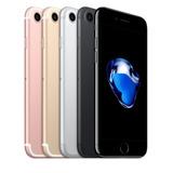 Iphone 7 Apple 32gb Sellado Libre + Original Gtia + Templado