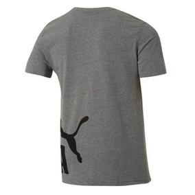 Camiseta Playera Puma Original Nueva Gym Modelo: Wrap Logo