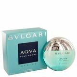 Perfume Importado Hombre Bulgari Aqua Marine 100 Ml Edt