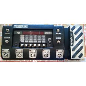 Pedalera De Guitarra Digitech Rp-500