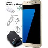 Oferta! Samsung Galaxy S7 Edge 32gb Caja Accesorios Original