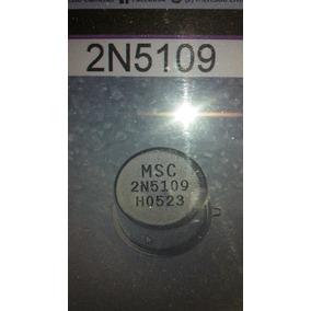 Kit 8 Pcs Transistor De Rf Motorola 2n5109 2n5109 Rf