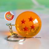 Esferas Del Dragon Llavero Dragon Ball Z Goku 4 Estrellas