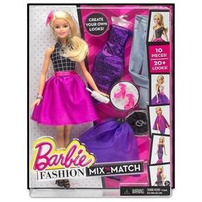 Boneca Barbie Mix N