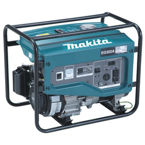 Generador A Gasolina 60 Hz. 120/240v 2.4 Kva Eg302a
