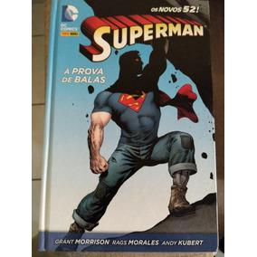 Superman À Prova De Balas - Capa Dura