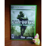 Call Of Duty 4: Modern Warfare Xbox 360 Garantizado.