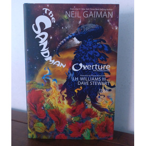 Sandman Overture Deluxe Edition En Inglés Envío Gratis