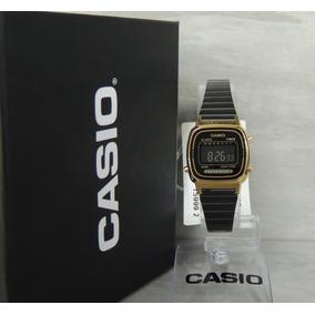 8285f8c0947 Relogio Casio Feminino Dourado Vintage - Relógio Casio no Mercado ...