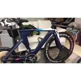 Bucicleta De Triatlón Trek Dura Ace Electrónico Talla Xs