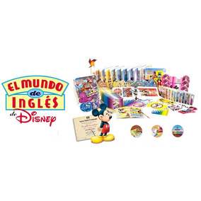 Enseña Ingles A Tus Niños Con El Mundo De Inglés Disney