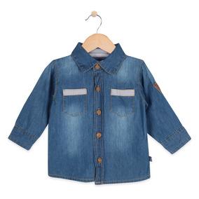 Pillin Camisa M/larga Bebé Niño - Po708jea