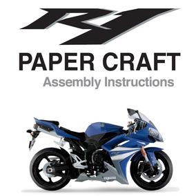 Paper Craft R1 Produto Original
