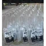 Botellas Vacias De Cerveza Corona Y Pilsen
