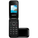 Celular Alcatel Flip 2 Chips One Touch 1035d Preto Câmera