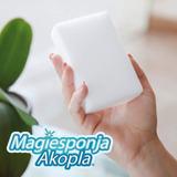 Magiesponja Akopla Caja C/100 Pzas La Original Esponja Magic