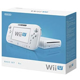 Wii U Blanco Basic Set Nuevo Envio Gratis 18 Msi