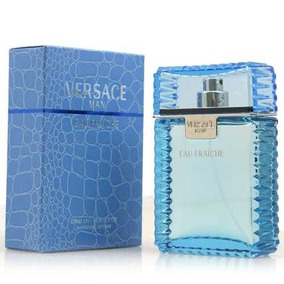 Perfume Fraiche Eau De Versace 200ml