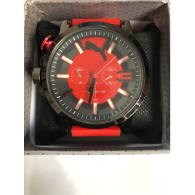 Reloj Puma Ultrasize Rojo