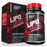 Lipo 6 Black Ultrex Ultra Concentrado 120 Caps Frete Gratis