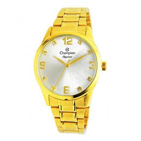 99327b5ddb8 Relógio Feminino Chanel Com Strass Muitas Pedras - Joias e Relógios ...
