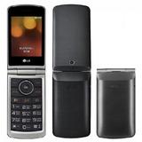 Celular Lg G360 Dual Chip Bluetooth Fm Prata Com Nf