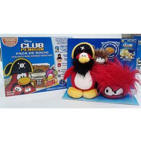 Paquete Mundo De Membresia Club Penguin (capitán Rockhopper)