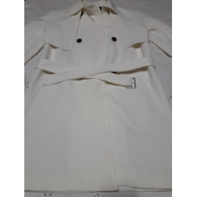 e4ec5a5078c Elegante Trench Coat Cor Pérola - Loja Forever 21 - M(38 42)