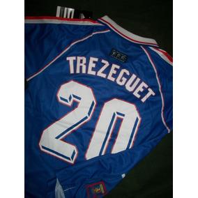 Camiseta Francia 1998 Retro - Camisetas en Mercado Libre Argentina cdff18edcbea2