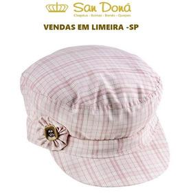 Boina Feminina Com Aba - Boinas para Feminino no Mercado Livre Brasil 41ddbfcdc48
