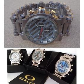 9045a5dfea2 Canxa - Relógio Oakley Masculino no Mercado Livre Brasil