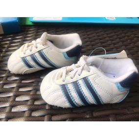 f3c1ff476f02c Zapatillas Adidas Para Bebes Talla 17 - Ropa y Accesorios en Mercado ...