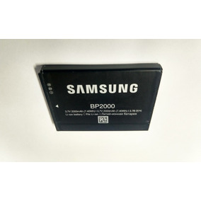 Bateria Bp2000 Samsung P/ Galaxy Camera 2 Ek-gc200 Original