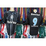 5b4c311056 Grêmio 2010 Terceira Camisa Tamanho Gg Número 9.