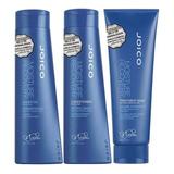 Kit Joico Moisture Recovery Shampoo + Condicionador +mascara