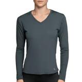 Camiseta Termica E Com Protetor Solar Feminina no Mercado Livre Brasil 8bb20c347af8b