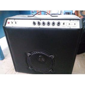 Amplificador De Guitarra A Válvulas 50 W Rms