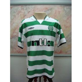 8cc1a7a4e Camisa Celtic Times - Camisas de Futebol no Mercado Livre Brasil