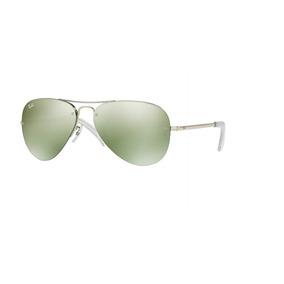 dc93c0881ddff Ray Ban Rb3449 00155 Azul - Óculos no Mercado Livre Brasil