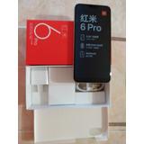 Xiaomi Redmi 6 Pro Liberado 4ram 32rom Nuevo Color Dorado