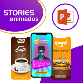 Stories Animados - Curso Completo