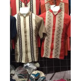 Camisa Chiapaneca Caballero. Diferentes Modelos