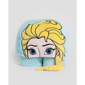Manta Com Capuz Infantil Frozen (01)