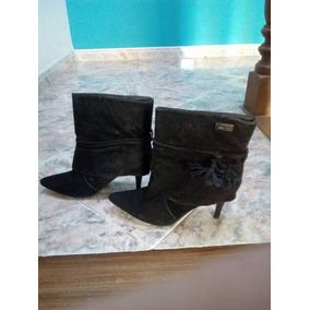 87adde268de78 Botines De Gamuza Para Damas Usados - Zapatos Mujer