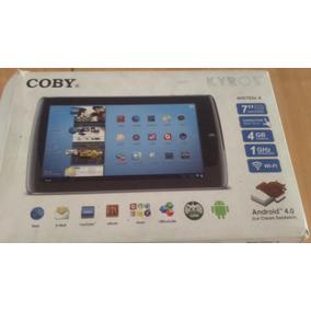 Tablet Coby Para Repuesto O Para Reparar 7034