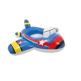 Bote Kiddie Boia Inflável Avião - Intex