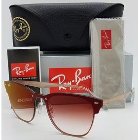 3d0b307f52f39 Blazer Vermelho Comprido Ray Ban - Óculos no Mercado Livre Brasil