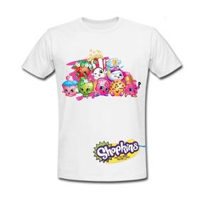 Playera Shopkins 04 - Compra Dos Y Envío Gratis